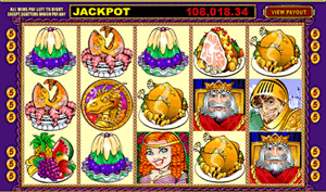 King Cashalot video slot